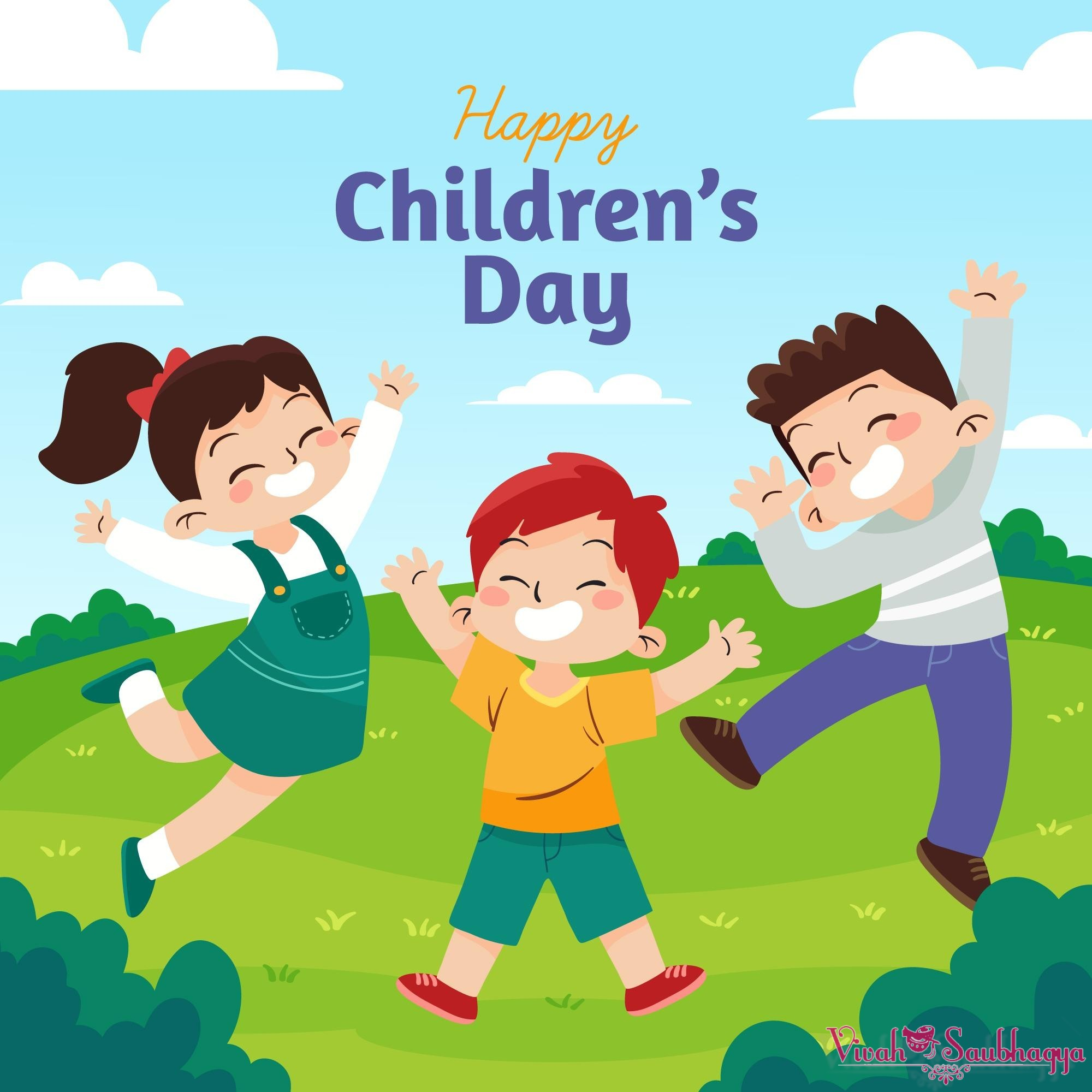 Children's Day 2020 – Jawaharlal Nehru Jayanti Celebrations
